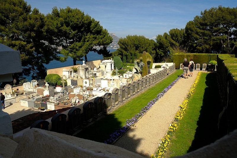 Il piccolo cimitero di guerra