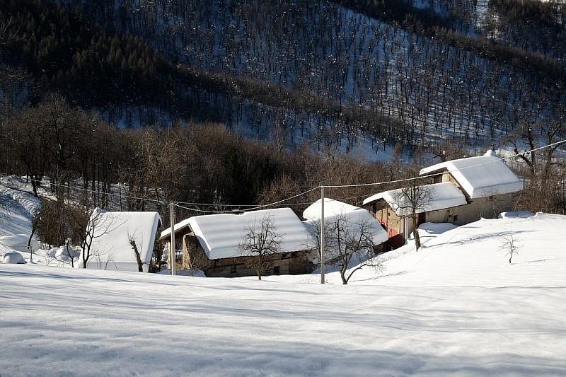 Le case di Tetto Bepdin