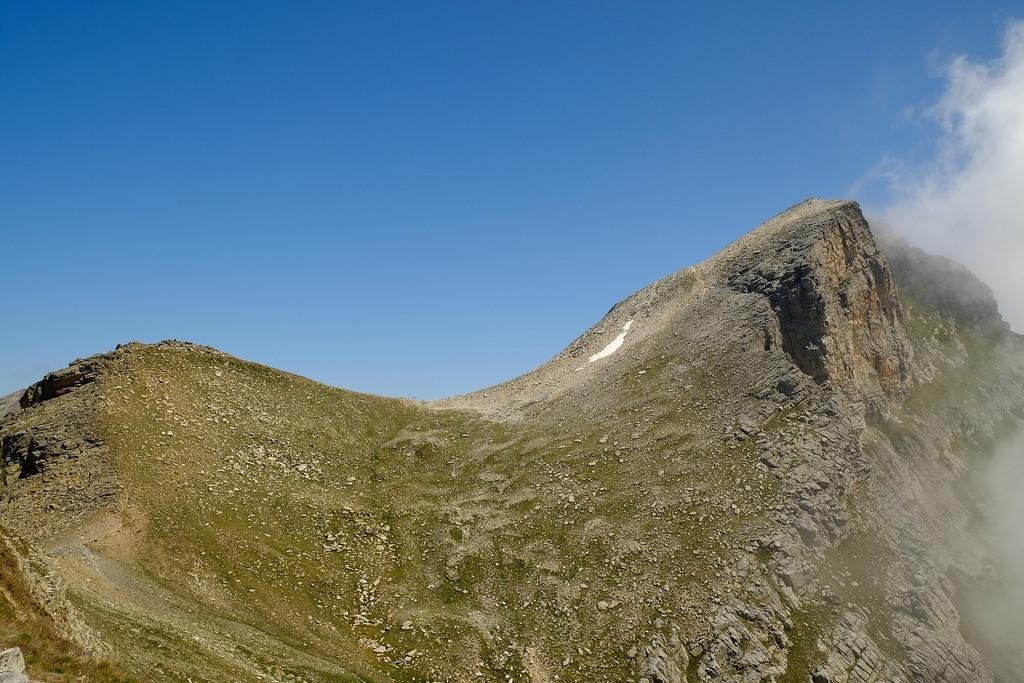 Dal Vallone di Traversiera al Monte Chersogno