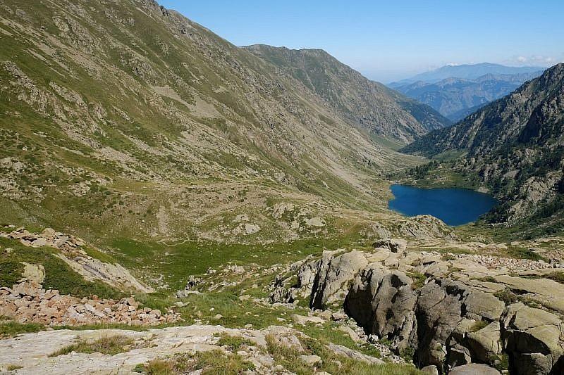 Scendendo verso il lago del Livio Bianco