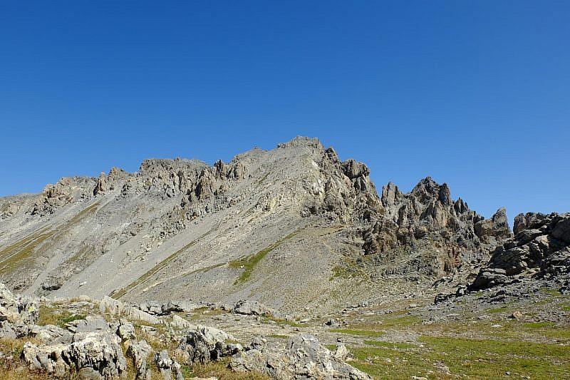 Escursione ad anello al Monte Vanclava