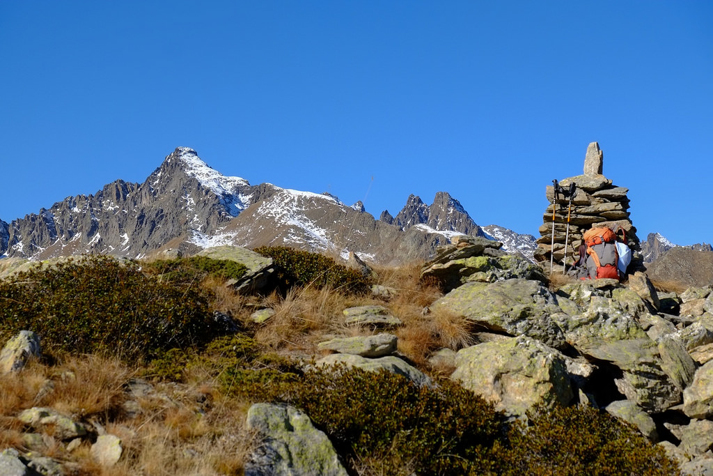 Prima parte del Sentiero balcone – Monte Seita