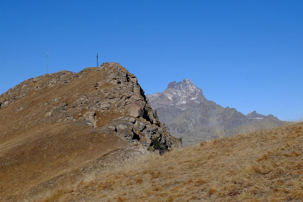 Da Morinesio, anello dei monti Nebin e Cugulet