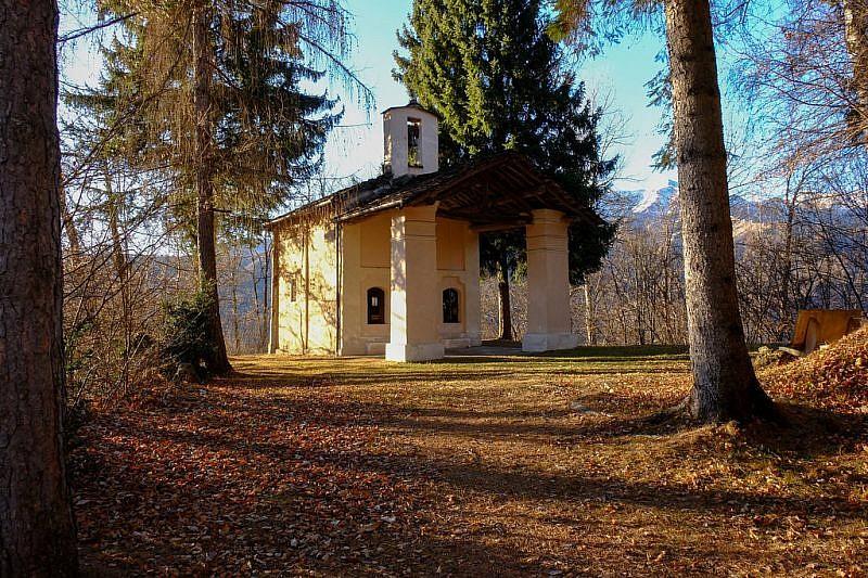 Cappella della Madonna degli Angeli