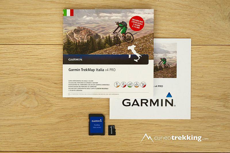 La TrekMap Italia v4 PRO