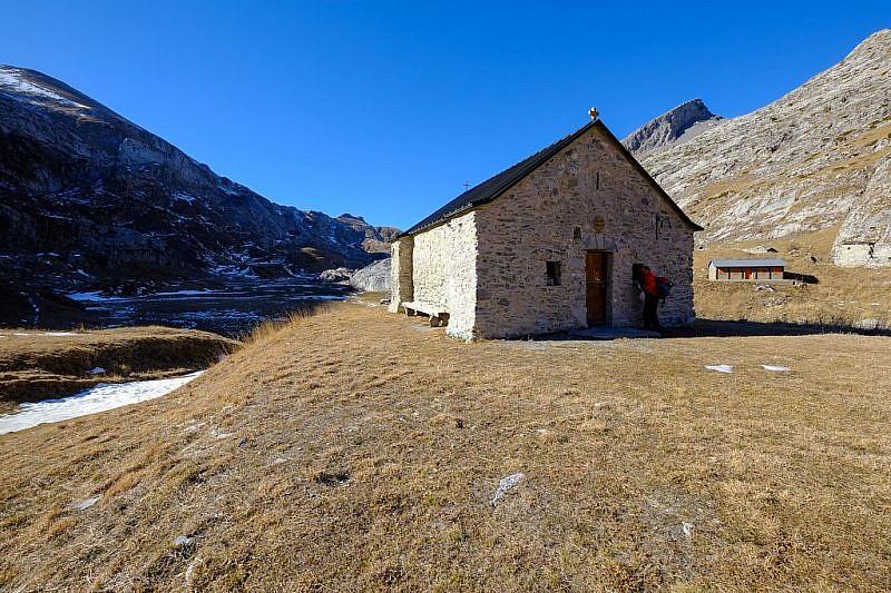 La piccola cappella di Sant'Erim