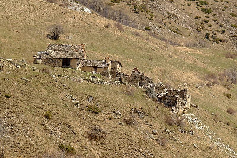 Località Grangette (1823 m)