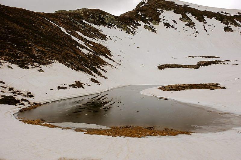 Ancora una veduta del laghetto superiore