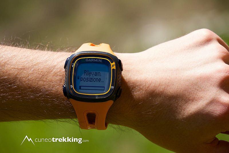 Il rilevamento del fix GPS