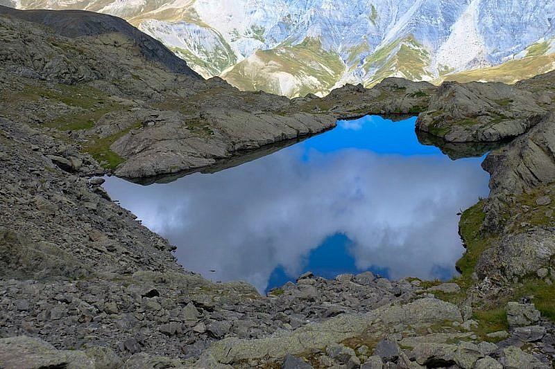 Il primo dei laghi Morgon