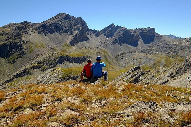 Il monte Enciastraia e la rocca dei tre Vescovi