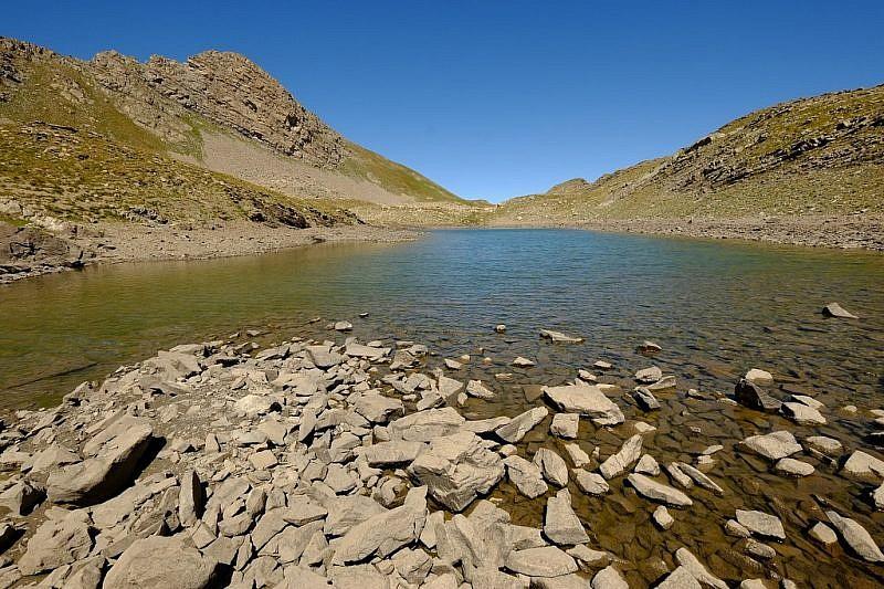 Immagini del secondo lago