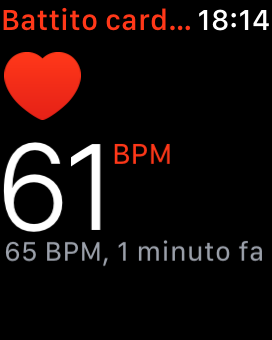app-battito-cardiaco-apple-watch