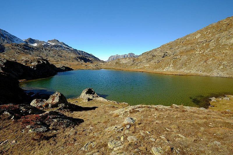 Lago Bes superiore