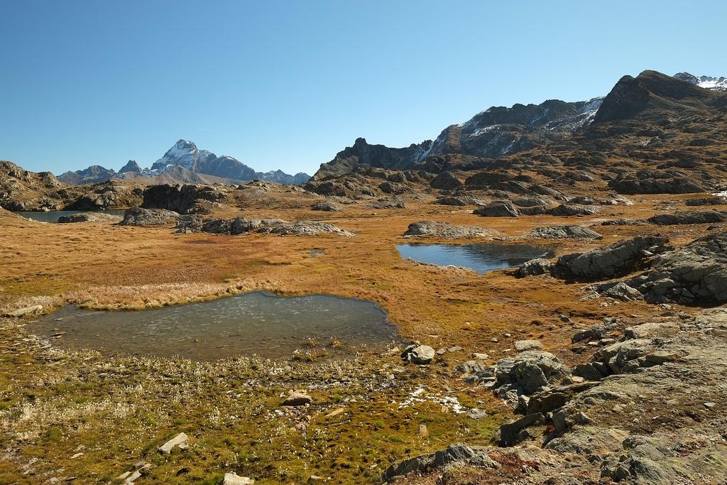 Giro dei laghi di Chianale e Colle Longet