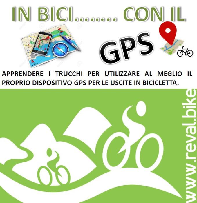 Da novembre terremo a Cuneo un corso gratuito sull'uso dei GPS