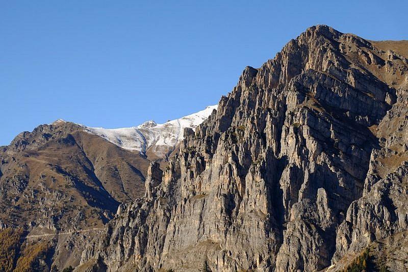 Salendo, veduta sul monte Bersaio