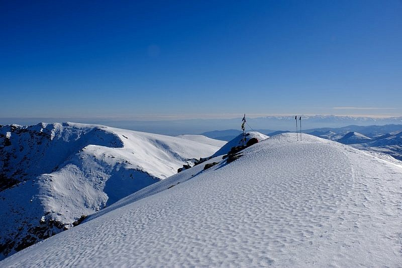 Panorama verso cima Ostanetta (a sinistra)