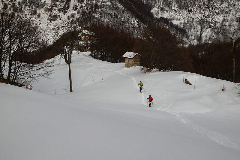 Escursione a Capanna Chiara