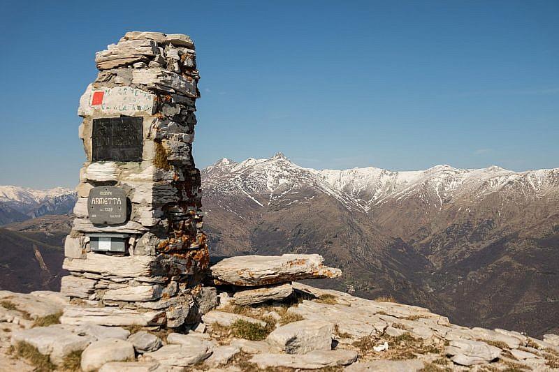 Anello del Monte Armetta