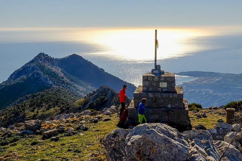 La cima del Grammondo