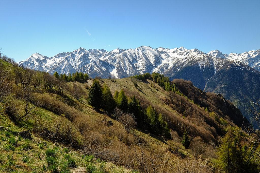 Giro del monte Aighiera
