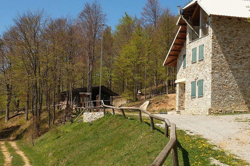 Il nuovo rifugio Navonera