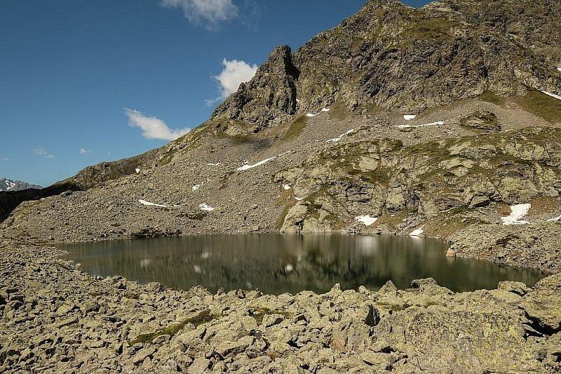 Immagini del lago inferiore