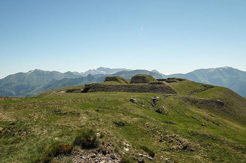 Altra immagine del forte
