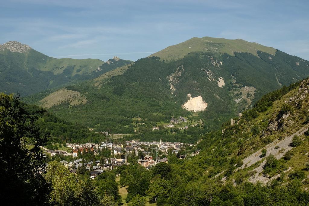 Anello della cima crest 1852 m valle vermenagna for Aggiunta in cima al garage
