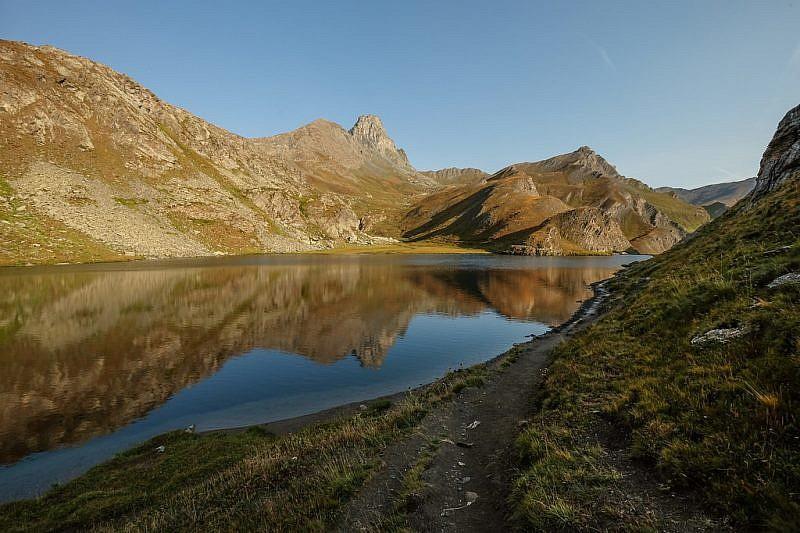 Lago Bleu (2533 m)