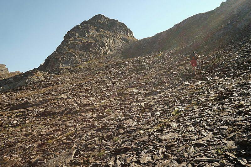 …verso la Rocca del Nigro