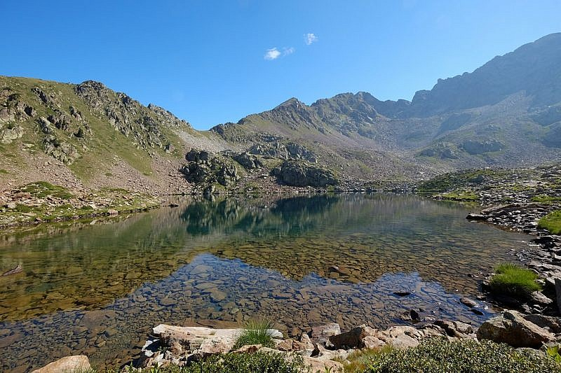 Altra veduta del lago grande