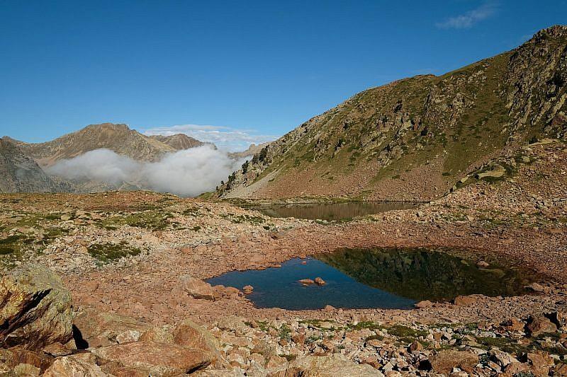 Immagini dei laghi della Paur