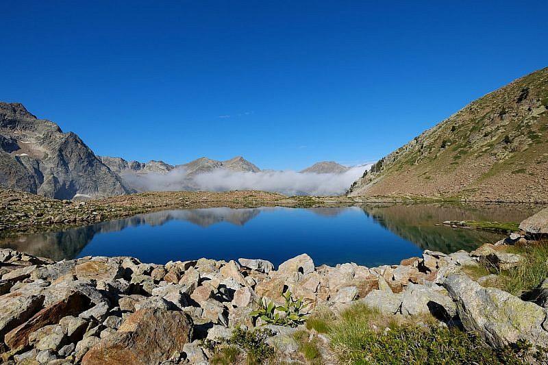 Altre immagini dei laghi della Paur…