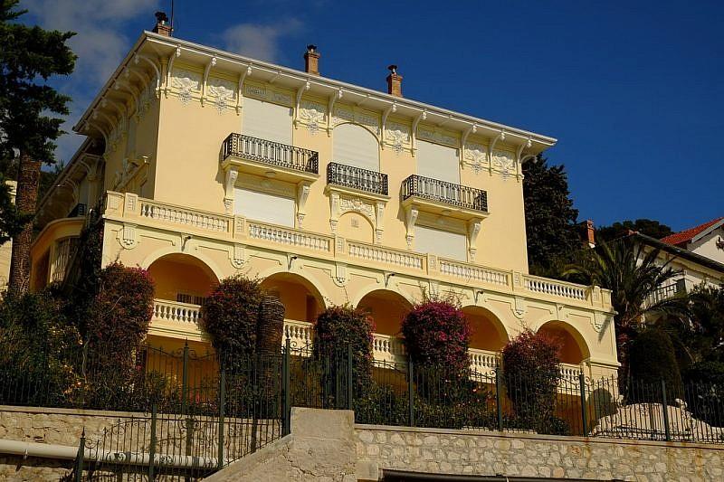 Villa Paloma, stile Belle époque