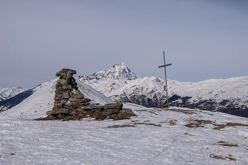 Da Valmala al monte Cornet