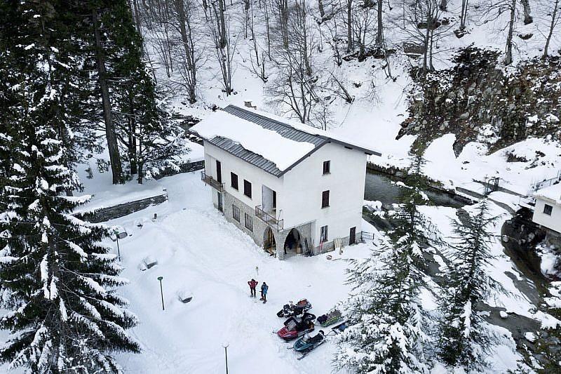 Il nuovo rifugio Casa Savoia