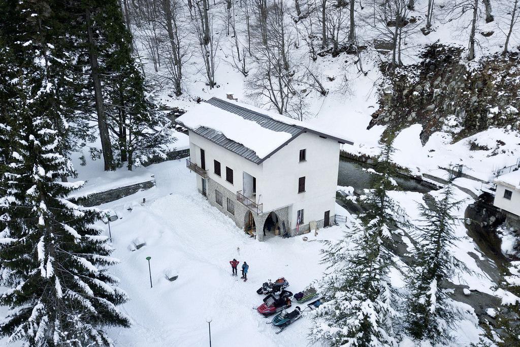 Rifugi Casa Savoia e Valasco