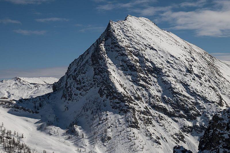 Il monte La Bianca (zoom)