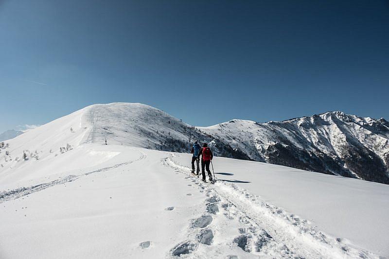 Sulla costa dell'Alpe
