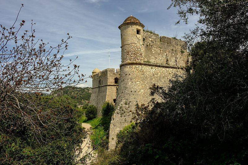 Il fort du Mont Alban