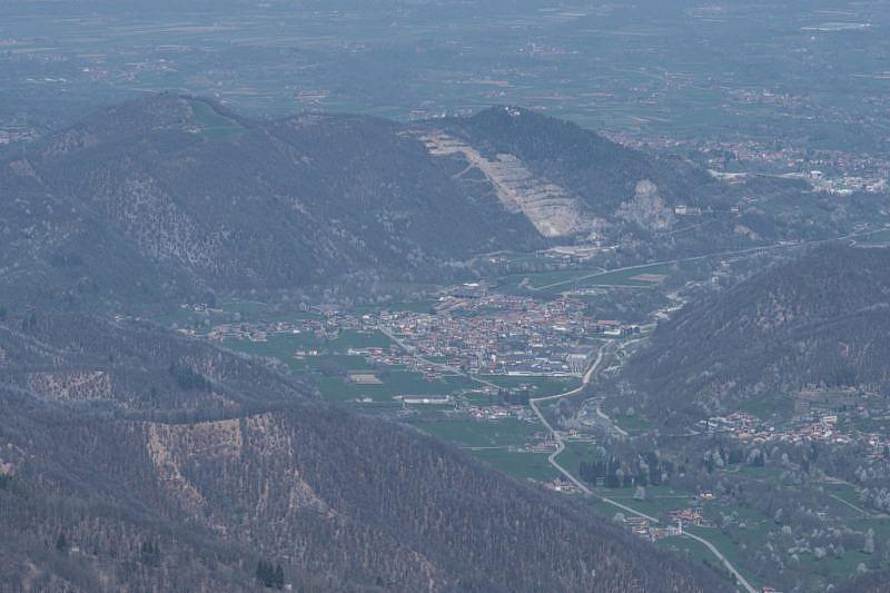 Zoom su Roccaforte Mondovì
