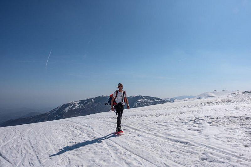 Verso Serra della Turra