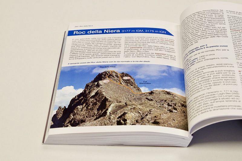 Una pagina del libro