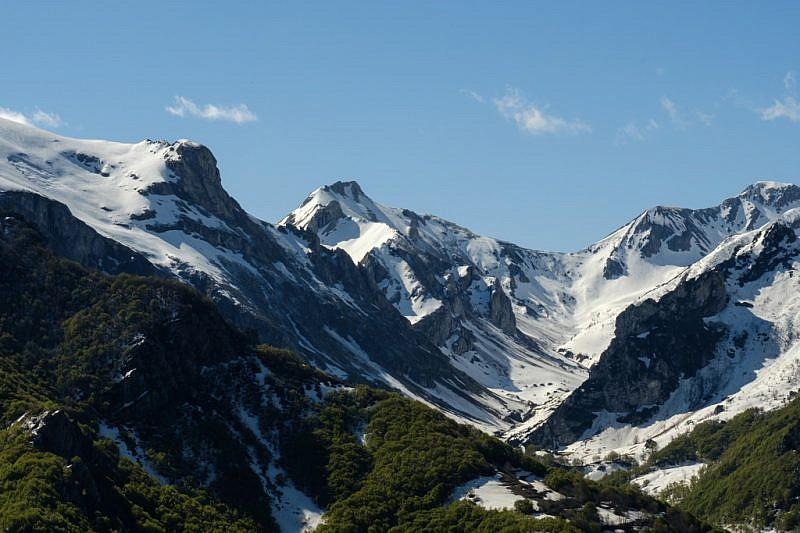 Veduta del vallone di San Giovanni