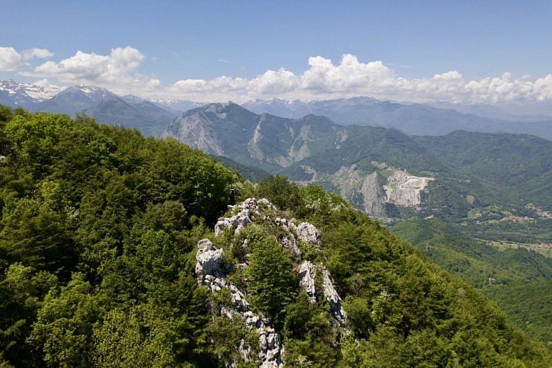 Il punto panoramico Runc Capun