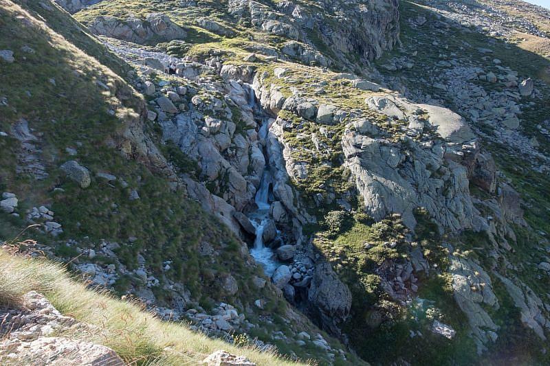 Altra cascata