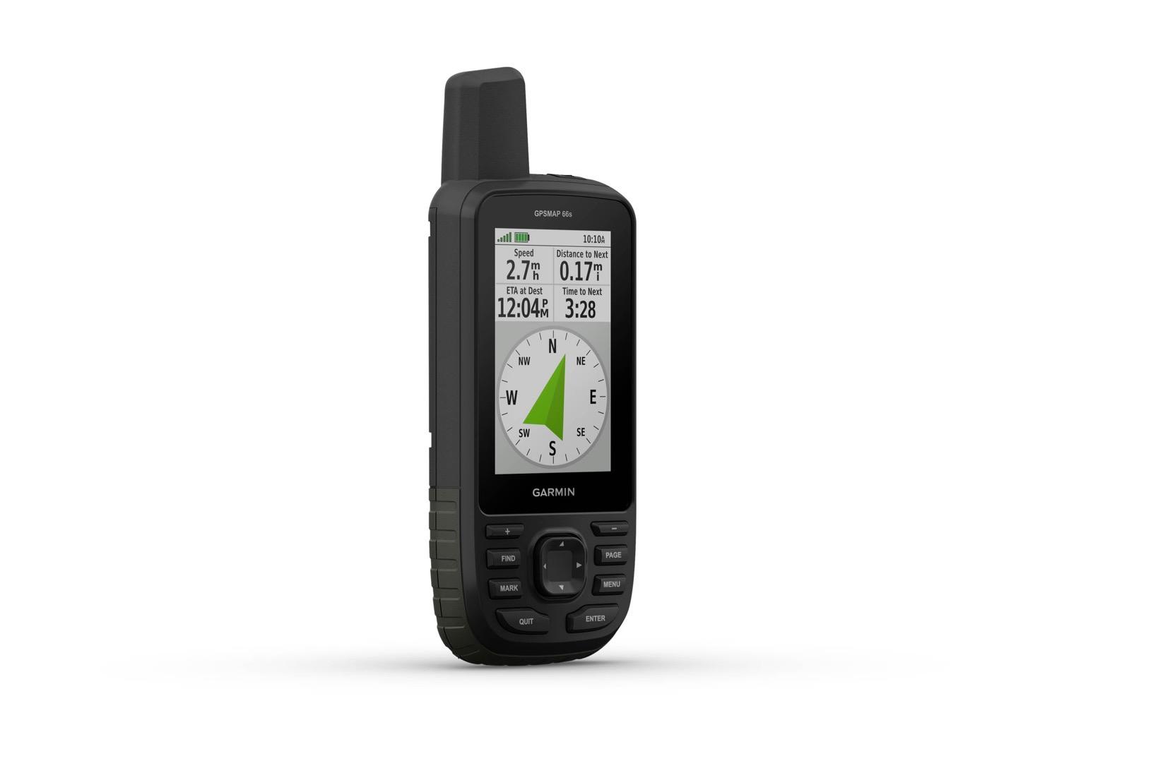 Il Garmin GPSMAP 66s