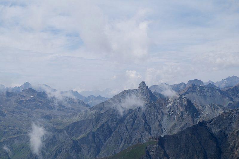 Panorama verso Roc de la Niera (3177 m)